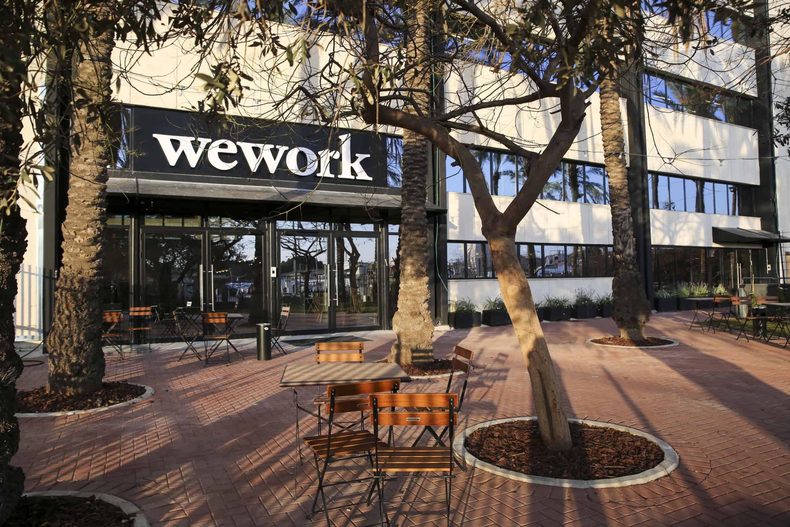 ווי וורק ישראל – רשת חללי העבודה המשותפים המובילה בישראל